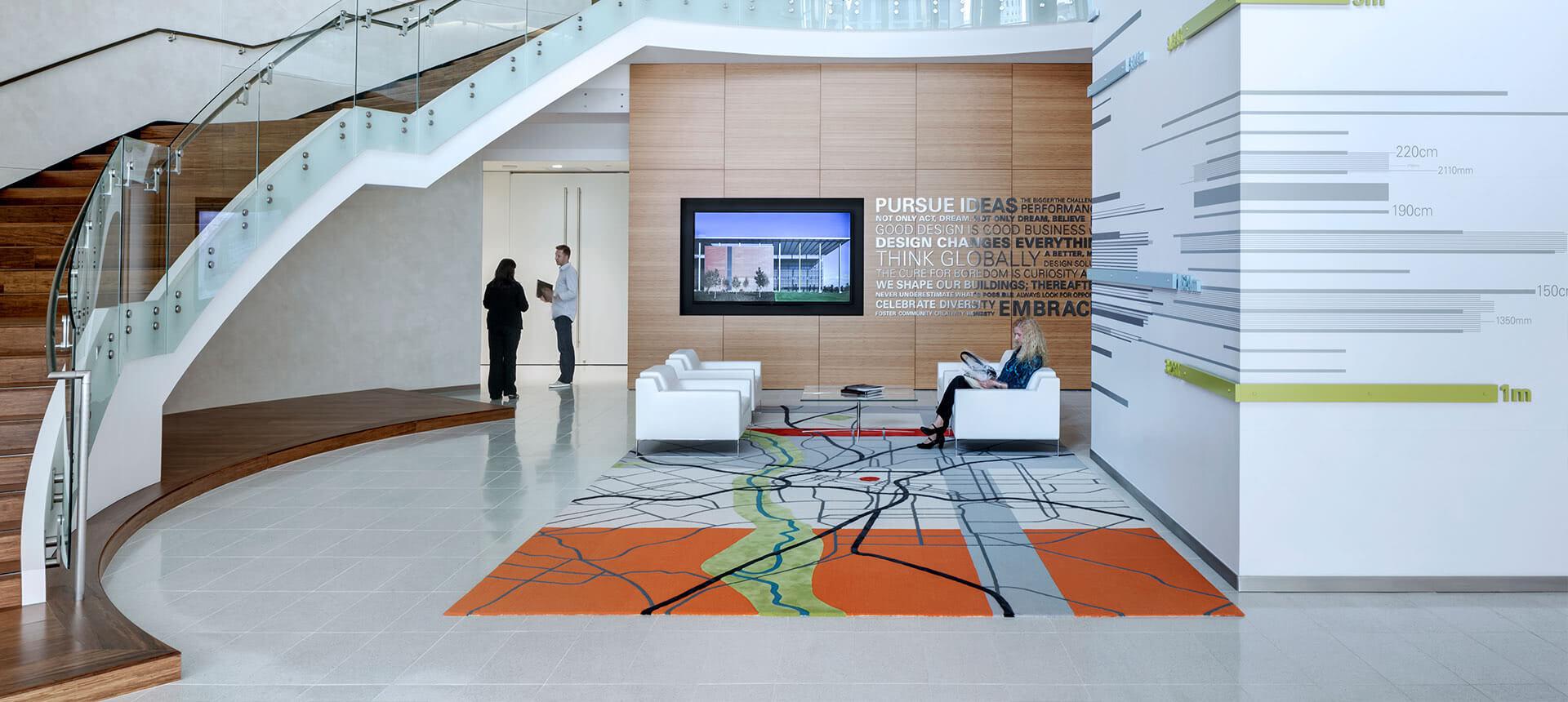 Environmental graphic design callisonrtkl - Graphic design for interior designers ...