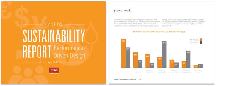 RTKL Sustainability Report