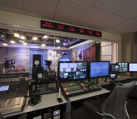 International Monetary Fund Media Studio