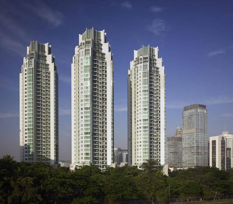 Jakarta four seasons callisonrtkl for Arcadis bangalore