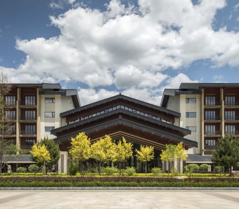 Wutai Mountain Resort Hotel