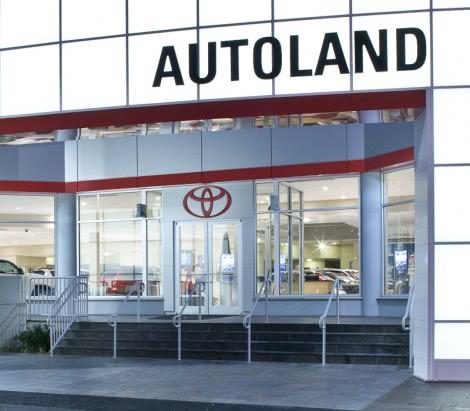 Autoland Toyota