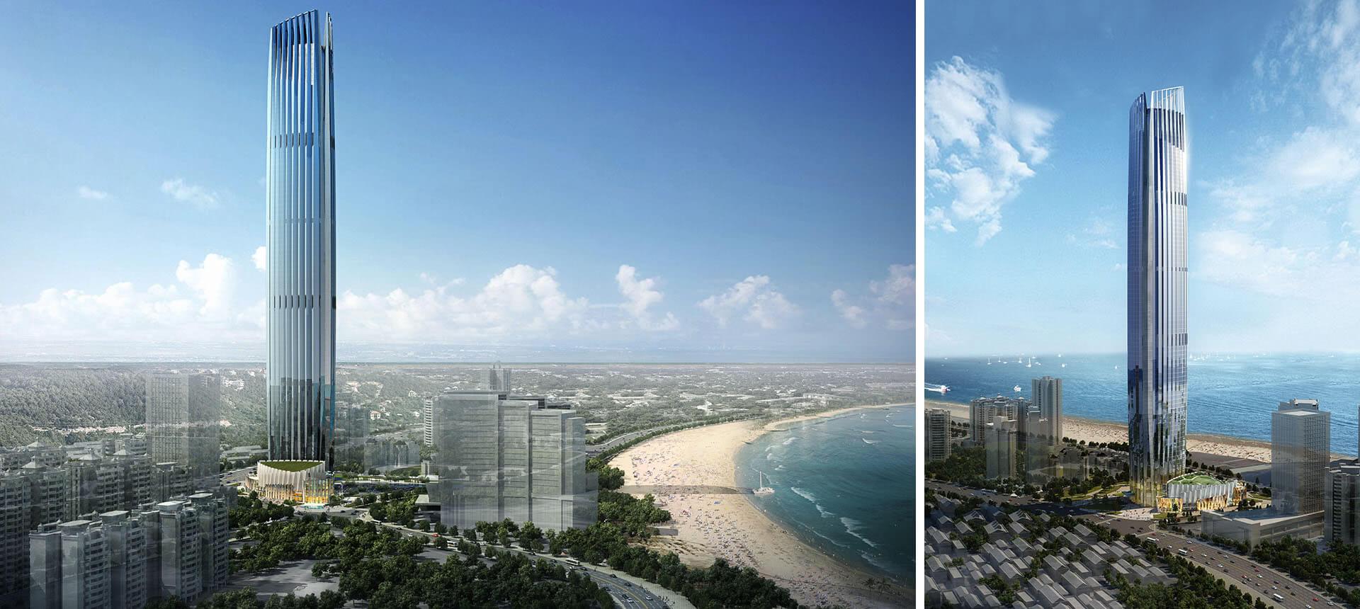 Azure Coast Tower Callisonrtkl