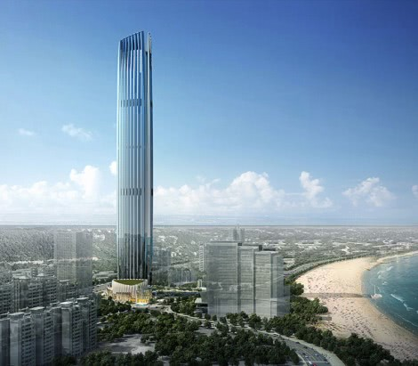 Azure Coast Tower