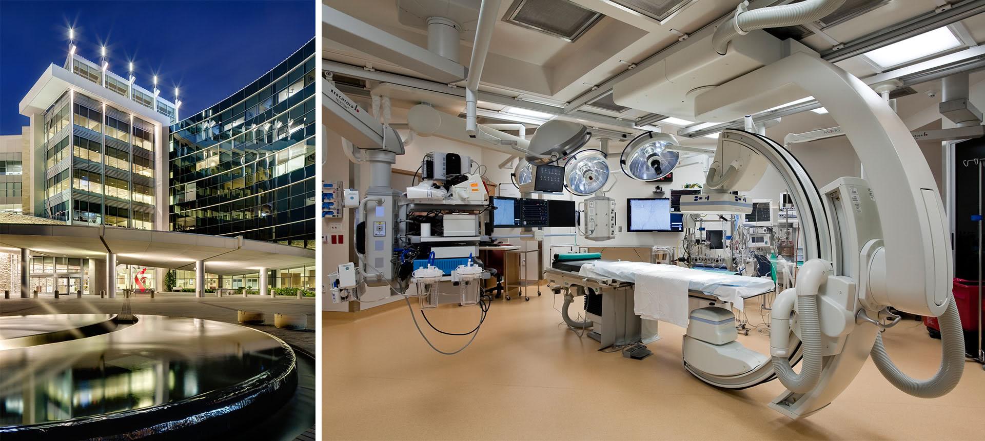 Baylor Medical Center Hotel