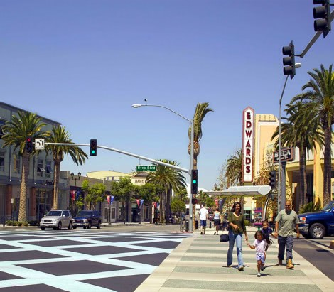Downtown Brea Redevelopment Master Plan