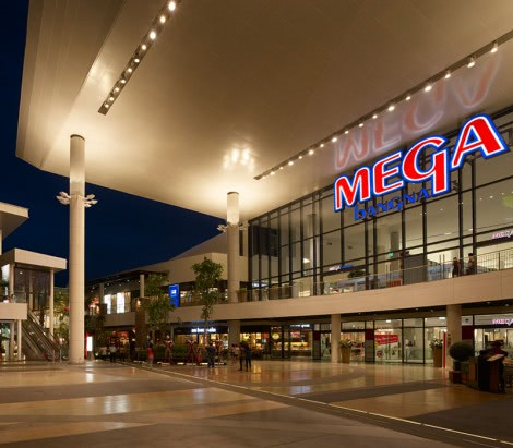 IKANO Megabangna Shopping Center
