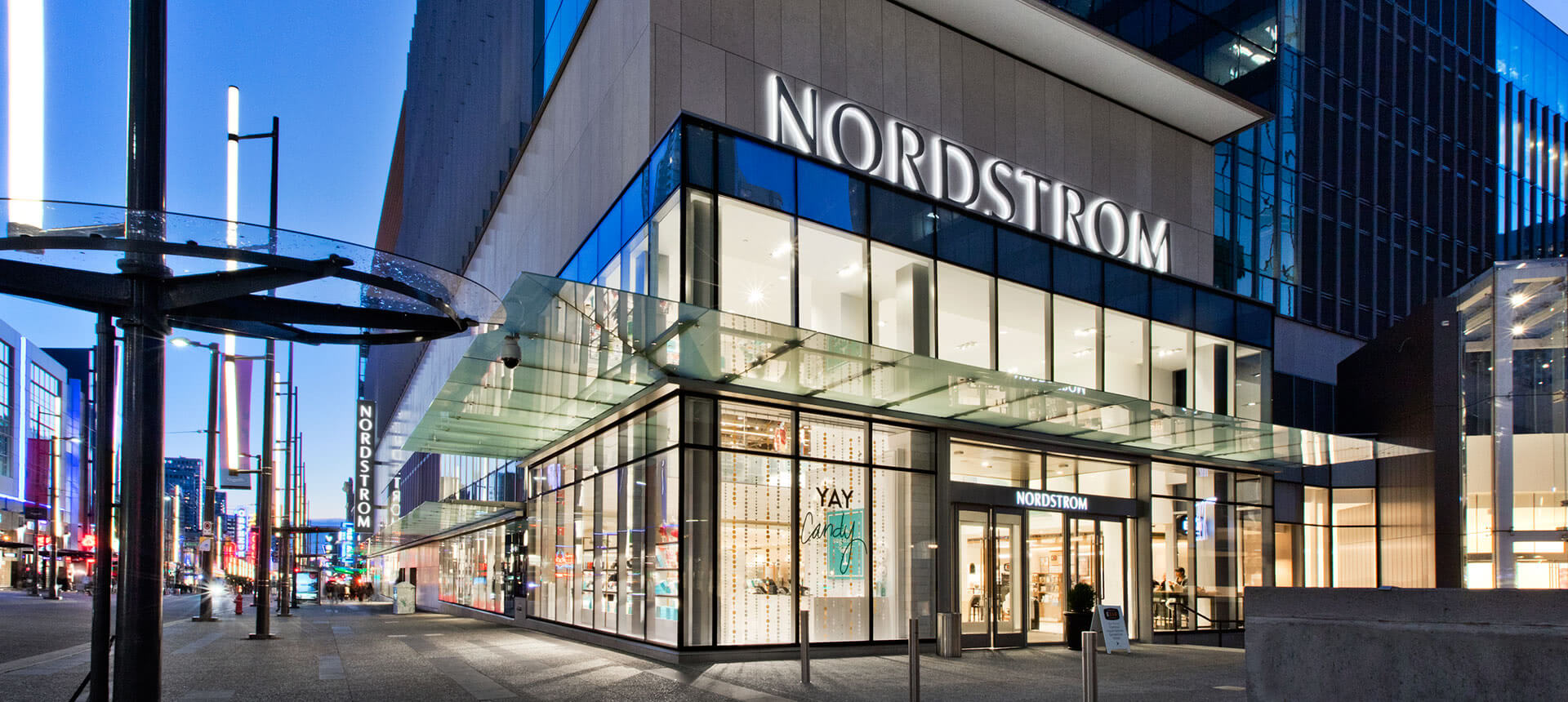 NORDSTROM|Store Address List St # Store Name Address City, State Zip Phone Downtown Seattle Pine Street Seattle, WA Northgate N.E. Northgate Way Seattle, WA