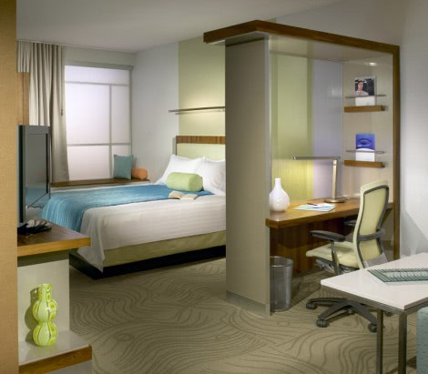 SpringHill Suites, Marriott International