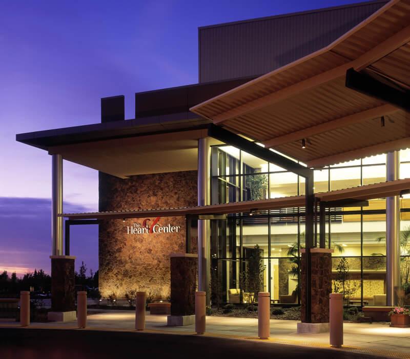 St Charles Medical Center The Heart Center Callisonrtkl