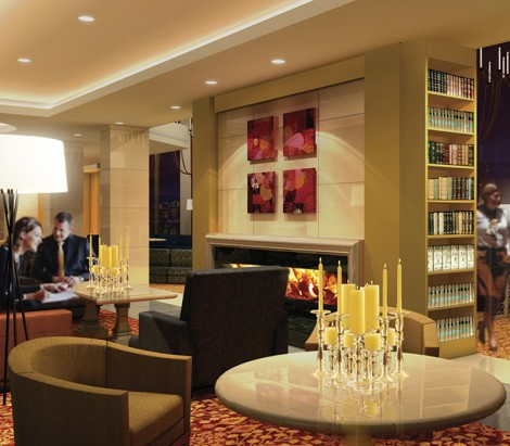 The Great Room, Renaissance and Marriott Hotels