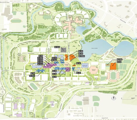 University of Buffalo Campus Master Plan