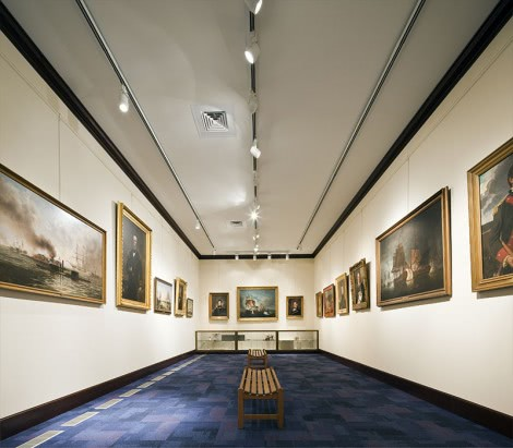 U.S. Naval Academy: Preble Hall Museum