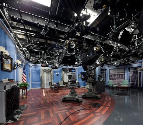 U.S. Senate and U.S. House of Representatives Recording Studio Relocations