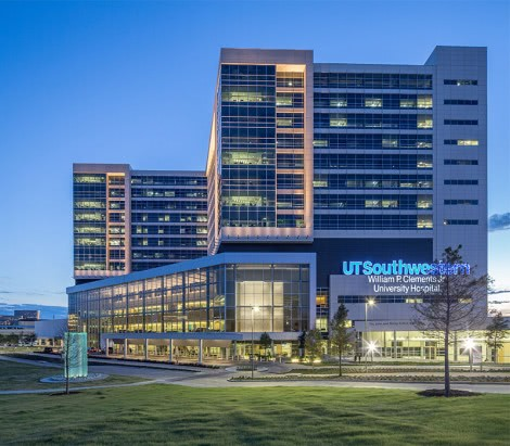 William P. Clements Jr. University Hospital at UT Southwestern Medical Center