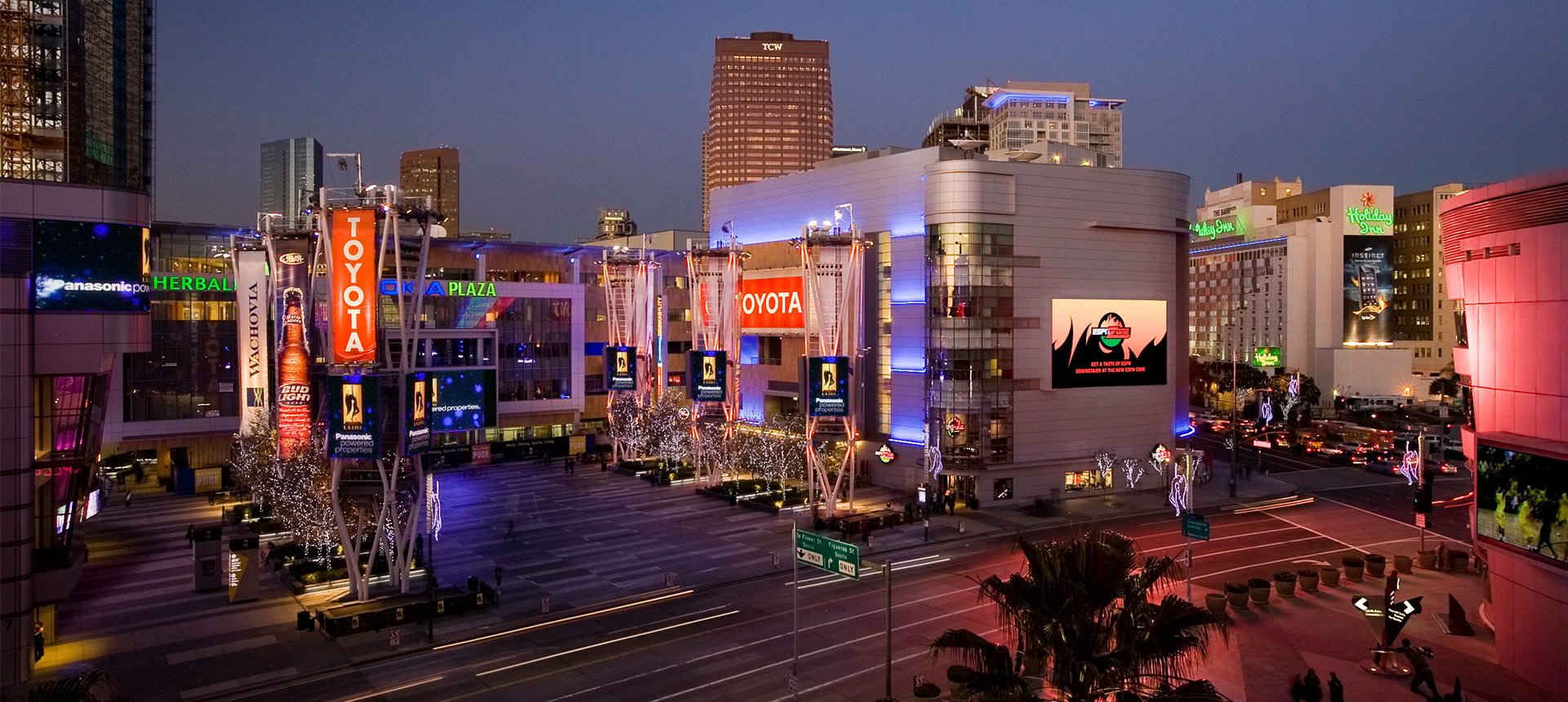 Downtown l a gets major tourism and revenue boost by implementing