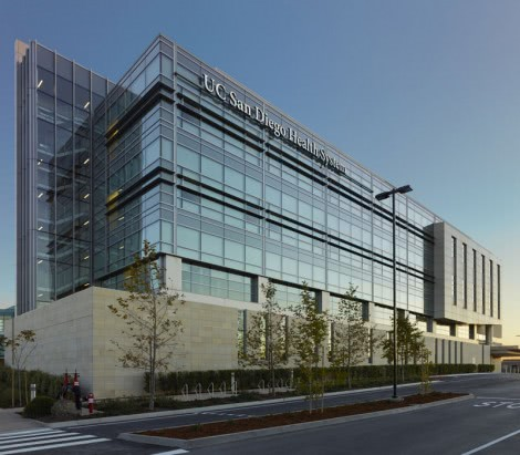 University of California San Diego Sulpizio Cardiovascular Center and Thornton Hospital Expansion