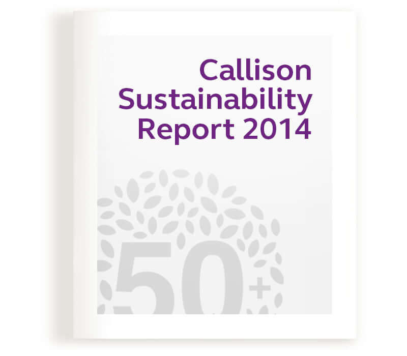 Callison Sustainability Report