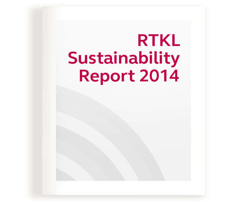 RTKL Sustainability Report