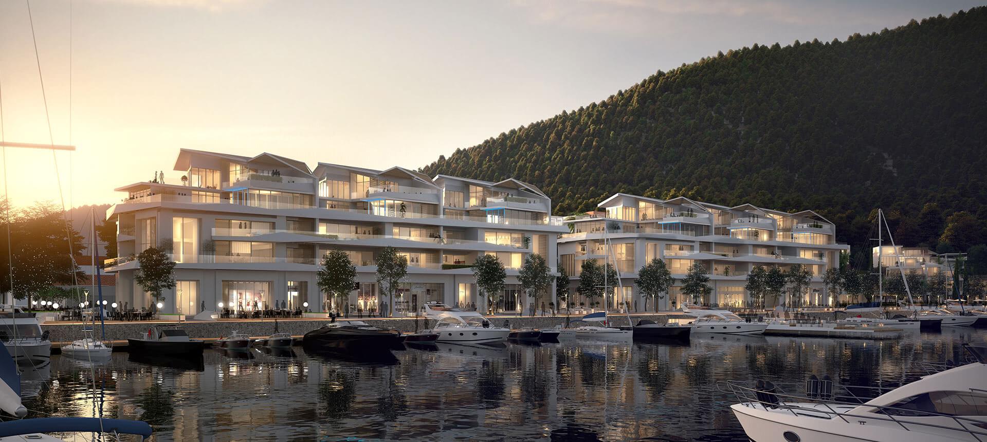 Portonovi marina apartments callisonrtkl for Arcadis bangalore