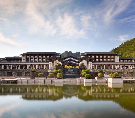 Wutai Mountain Marriott Resort