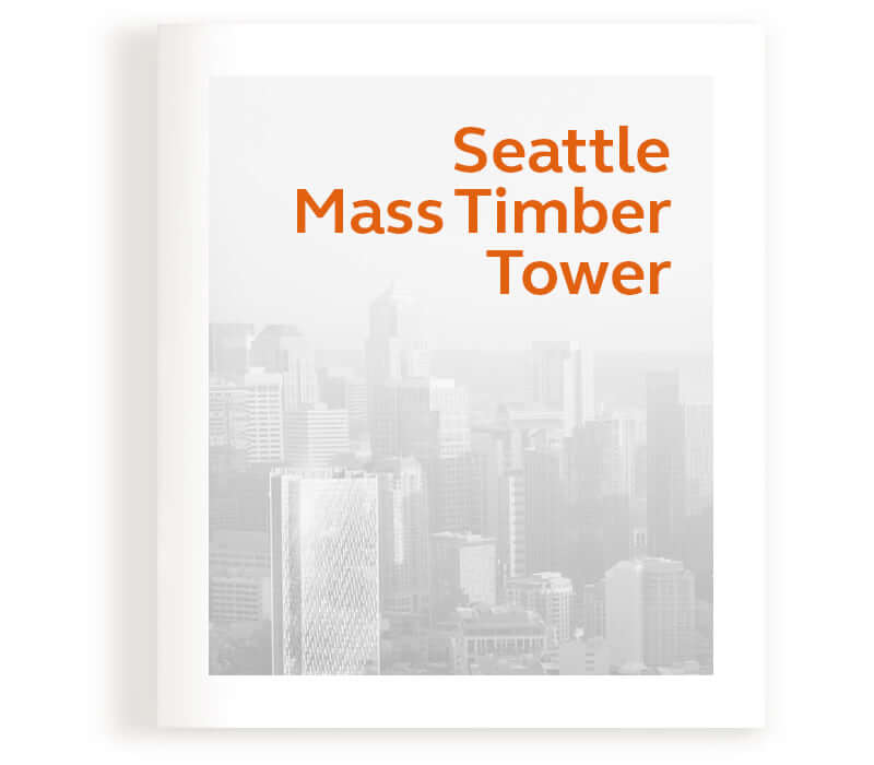 Seattle Mass Timber Tower Study