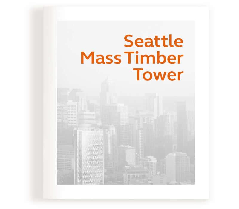 Seattle Mass Timber Tower Study