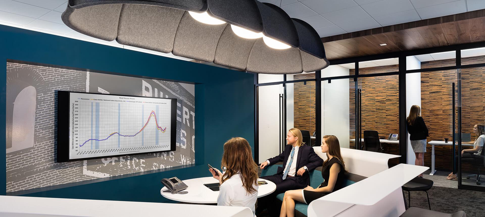 JLL Baltimore Office Interior Design CallisonRTKL